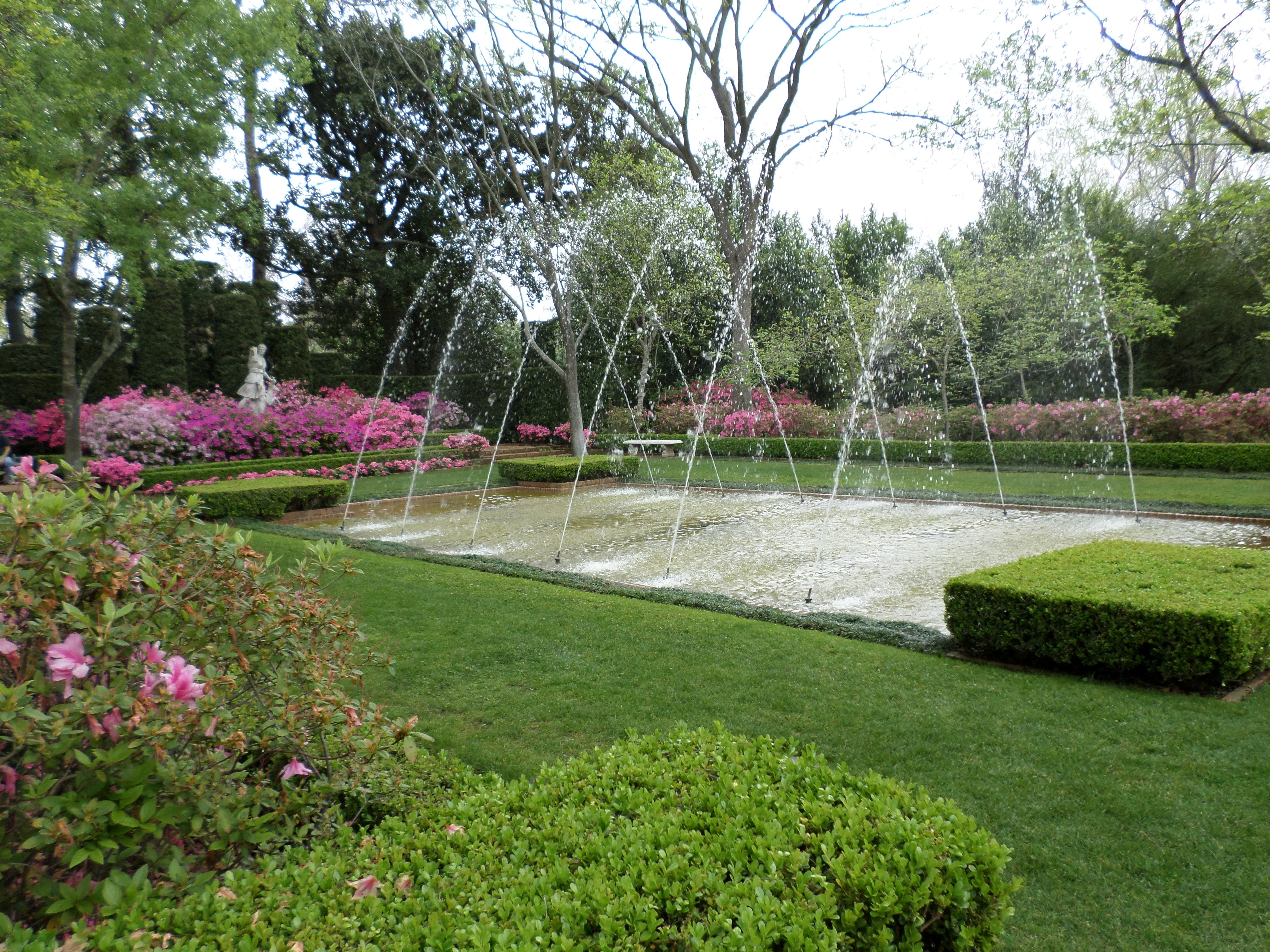 Bayou Bend Gardens Angel Food Garden